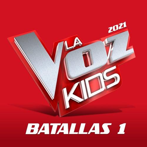 La Voz Kids 2021 – Batallas 1 (En Directo En La Voz / 2021) by German Garcia