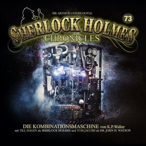 Folge 73: Die Kombinationsmaschine von Sherlock Holmes Chronicles