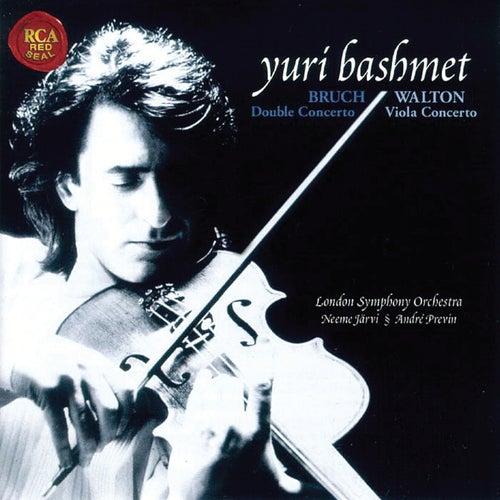 Walton: Viola Concerto / Bruch: Concerto for Violin & Viola de Yuri Bashmet
