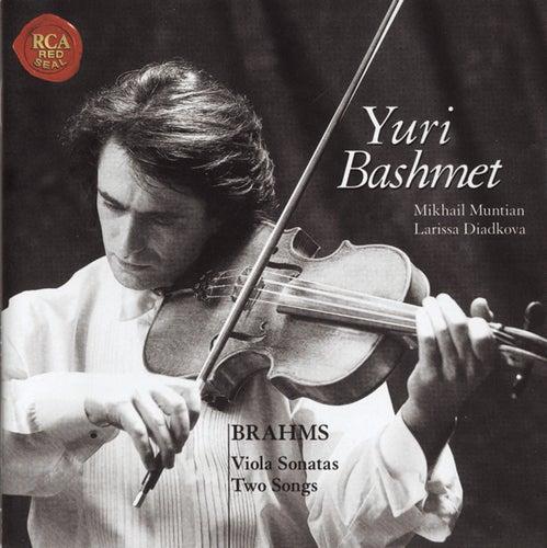 Sonatas For Viola & Piano, Op. 120 / Two Songs, Op. 91 de Yuri Bashmet