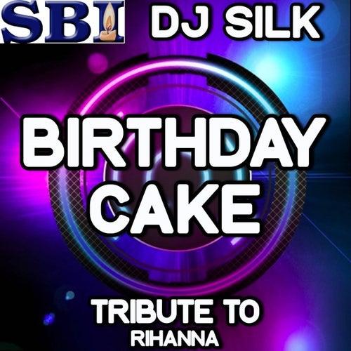 Marvelous Birthday Cake Instrumental By Dj Silk Napster Personalised Birthday Cards Veneteletsinfo