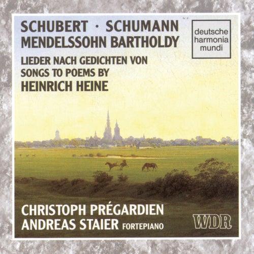 Songs To Poems By Heine de Christoph Prégardien