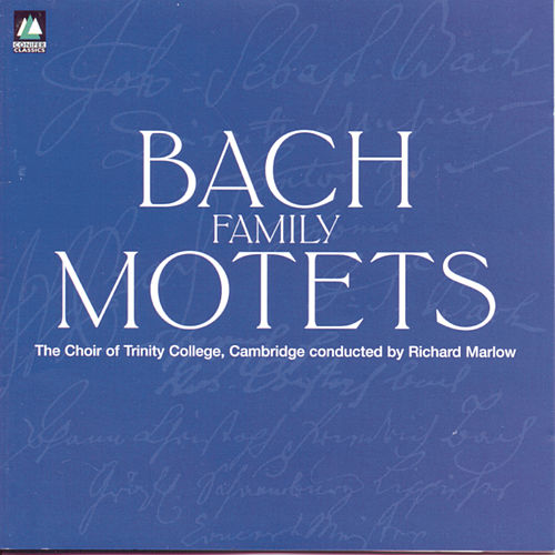 Bach/Family Motets de Choir Of Trinity College
