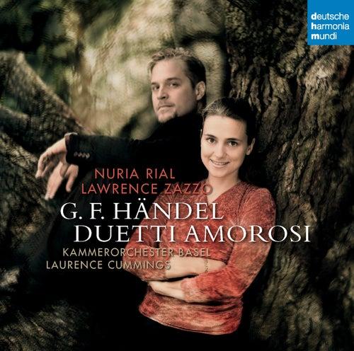 Händel: Duetti Amorosi by Nuria Rial