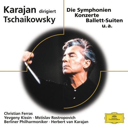 Karajan dirigiert Tschaikowsky von Herbert Von Karajan