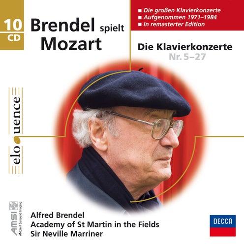 Mozart Klavierkonzerte von Alfred Brendel