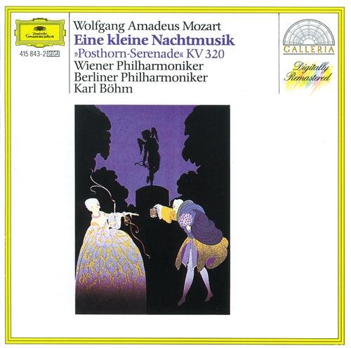 Mozart: Eine kleine Nachtmusik; Posthorn Serenade de James Galway