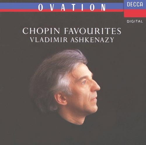 Chopin Favourites von Vladimir Ashkenazy