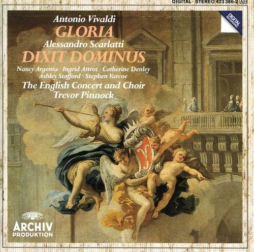 Vivaldi: Gloria / Scarlatti: Dixit Dominus de The English Concert