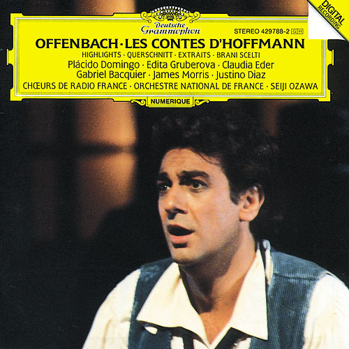 Jacques Offenbach: Les Contes d'Hoffmann (Highlights) by Various Artists