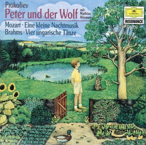 Prokofiev: Peter und der Wolf / Mozart: Eine kleine Nachtmusik / Brahms: Ungarische Tänze by Lorin Maazel