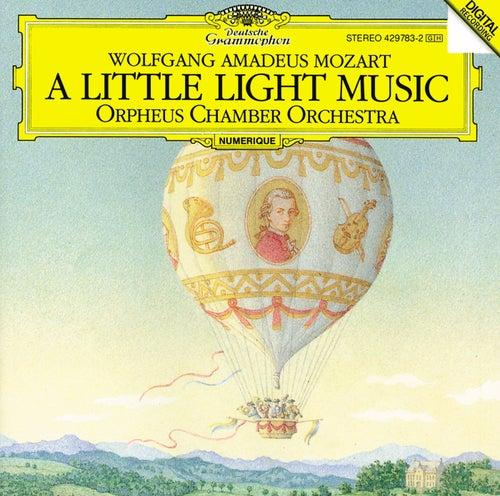 Mozart: 'A Little Light Music' de Orpheus Chamber Orchestra