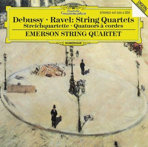 Claude Debussy / Maurice Ravel: String Quartets by Emerson String Quartet