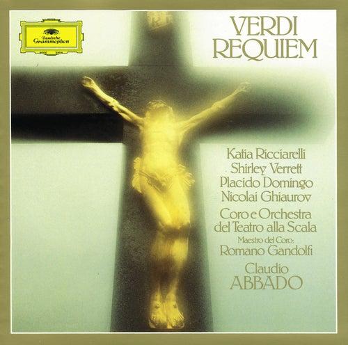 Verdi Requiem de Orchestra del Teatro alla Scala di Milano