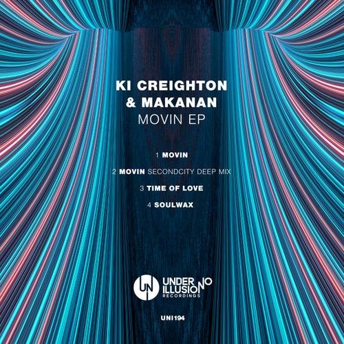 Movin EP de Ki Creighton