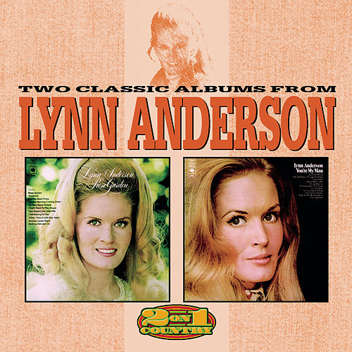 Rose Garden/You're My Man von Lynn Anderson