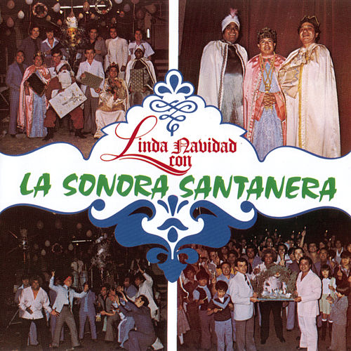 Linda Navidad Con de La Sonora Santanera