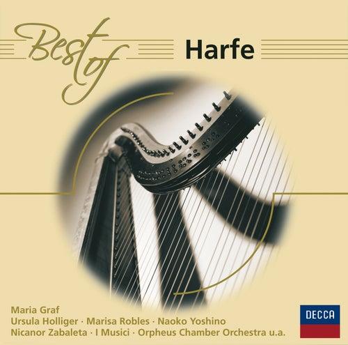 Best of Harfe de Various Artists