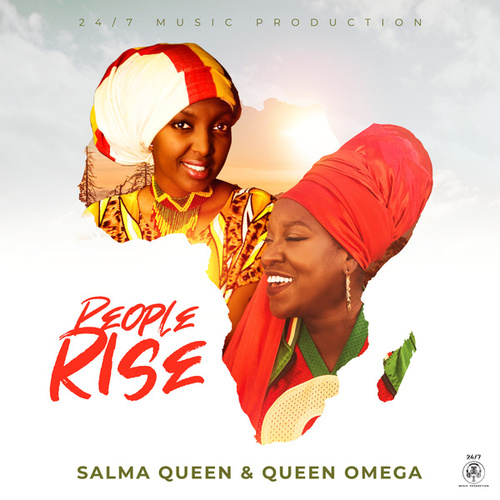 People Rise by Queen Omega