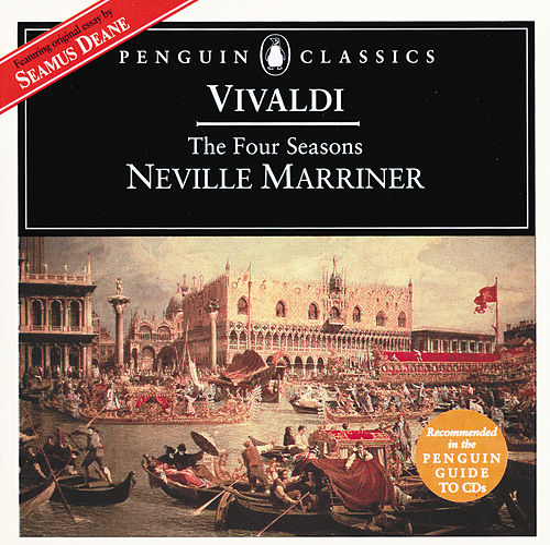 Vivaldi: The Four Seasons by Alan Loveday