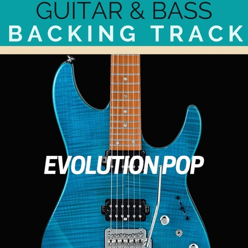 Evolution Pop Guitar Backing Track E minor by Top One Backing Tracks