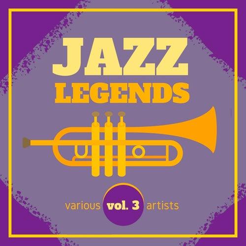 Jazz Legends, Vol. 3 by Various Artists