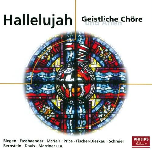 Halleluja - Geistliche Chöre und Arien von Various Artists