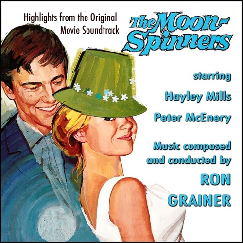 The Moon-Spinners (Highlights from the Original Movie Soundtrack) by Ron Grainer