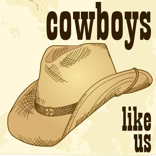 Cowboys Like Us de Various Artists