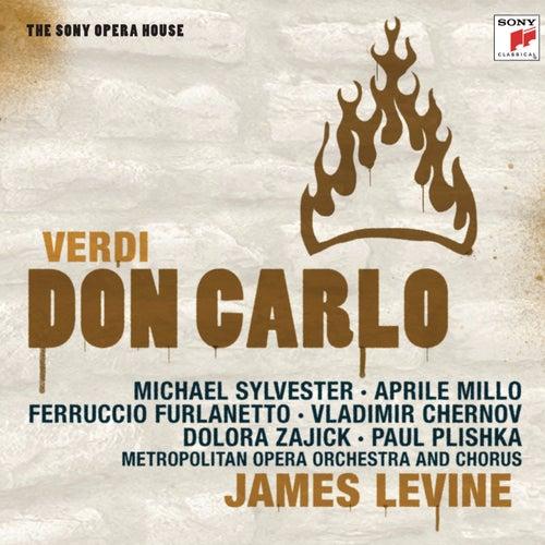 Verdi: Don Carlo - The Sony Opera House by James Levine