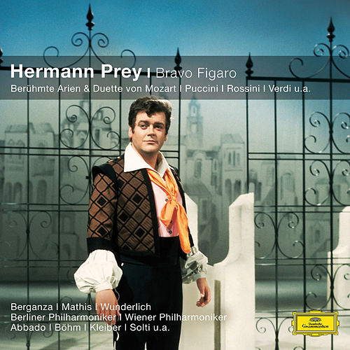 Hermann Prey - Bravo Figaro (Classical Choice) de Hermann Prey