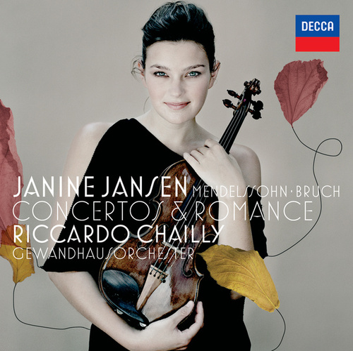 Mendelssohn/Bruch: Violin Concertos (Bonus Track Version) by Janine Jansen