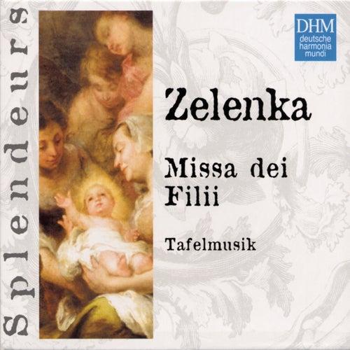 Zelenka: Missa dei Filii & Litaniae Lauretanae von Frieder Bernius