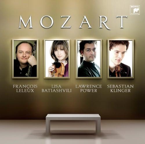 Mozart/Britten/Dohnànyi von François Leleux
