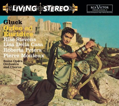 Gluck: Orfeo et Eurydice de Pierre Monteux
