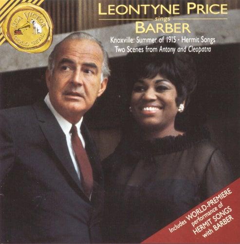 Leontyne Price Sings Barber de Leontyne Price