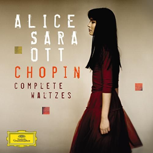 Chopin: Waltzes by Alice Sara Ott