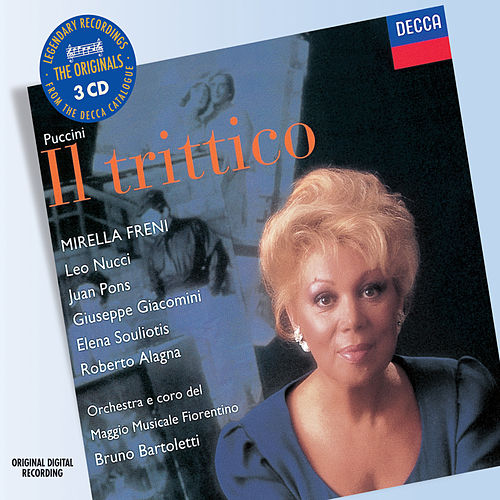 Puccini: Il Trittico by Various Artists