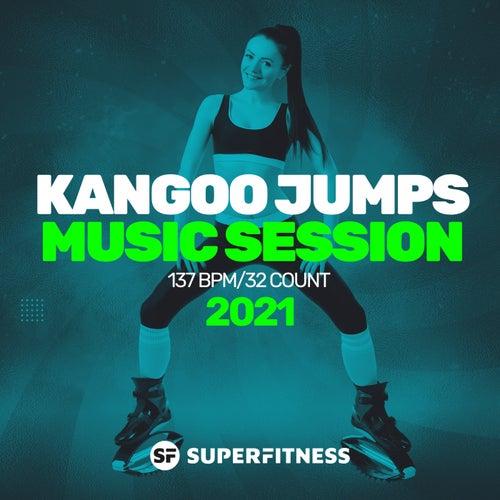 Kangoo Jumps Music Session 2021: 137 bpm/32 count de Super Fitness