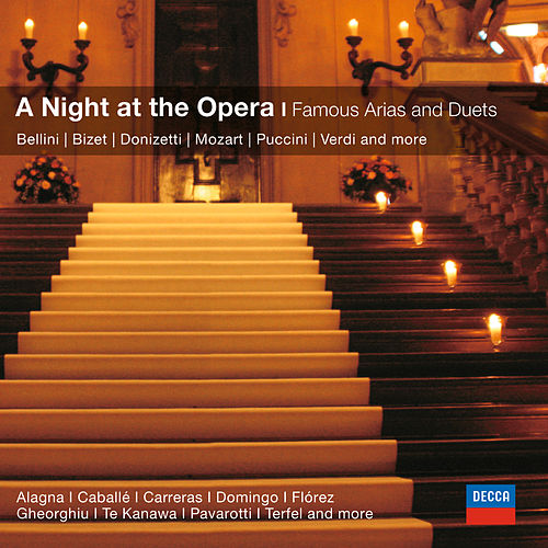 An Evening at the Opera: Famous Arias And Duets di Agnes Baltsa