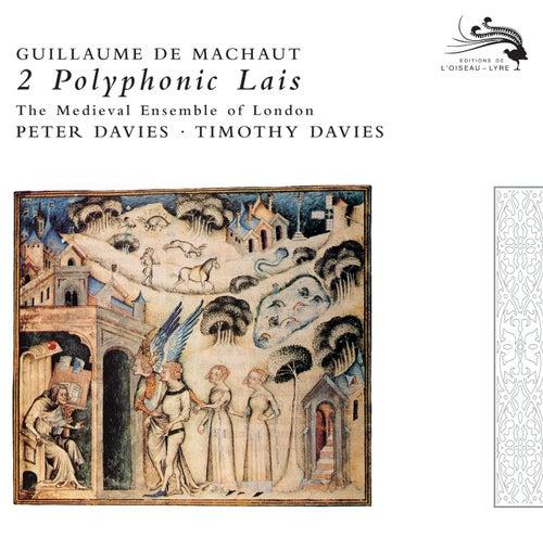 Machaut: 2 Polyphonic Lais by The Medieval Ensemble Of London