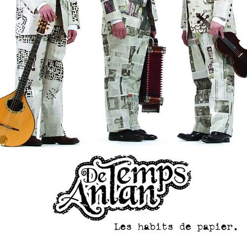 Les habits de papier by De Temps Antan