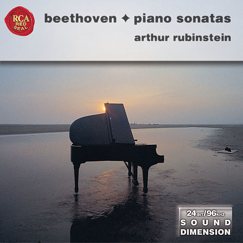 Dimension Vol. 6: Beethoven - Piano Sonatas by Arthur Rubinstein