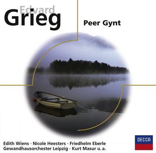 Grieg: Peer Gynt di Gewandhausorchester Leipzig