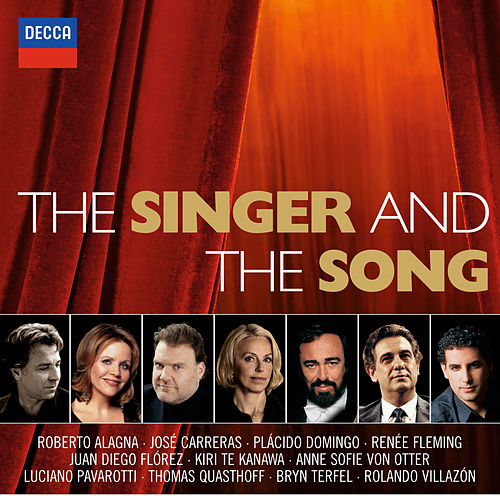 The Singer And The Song von Various Artists