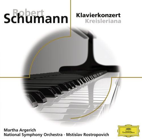 Schumann Klavierkonzert / Kreisleriana von Martha Argerich