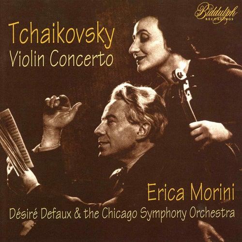 Tchaikovsky: Violin Concerto by Erica Morini