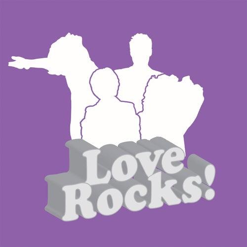 Love Rocks van Various Artists
