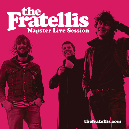 Napster Live Session di The Fratellis