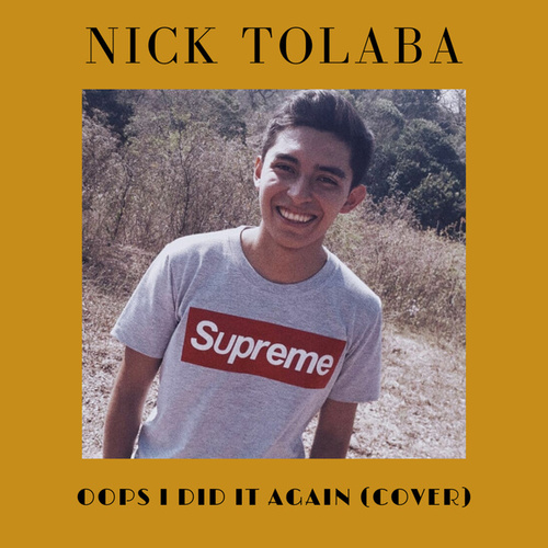 Oops I Did It Again (Cover) von Nick Tolaba